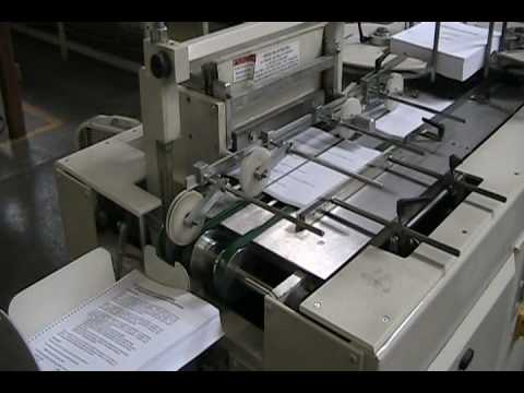 Book Binding: How Is It Done (Digital Printing, Print On Demand)