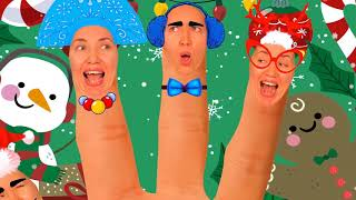 Finger Family Songs - Daddy Finger Nursery Rhymes & Songs For Children Christmas Babies Fun