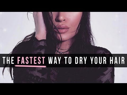 How to Blow Dry Your Hair FAST & STRAIGHT without Frizz || Easy Way to BLOWOUT Your Hair