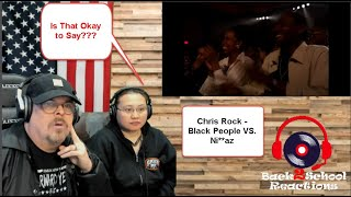 Comedy Night! Chris Rock   Black People VS  Ni**az Reaction