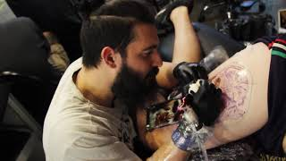 Spot Tattoo - Calaca Tattoo 2 // Caligo Films