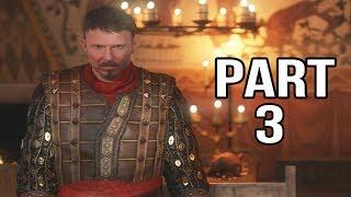 Kingdom Come Deliverance Gameplay Walkthrough Part 3 - Sir Radzig