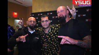 vuclip Too Sweet con Luke Gallows y Karl Anderson - Entrevista