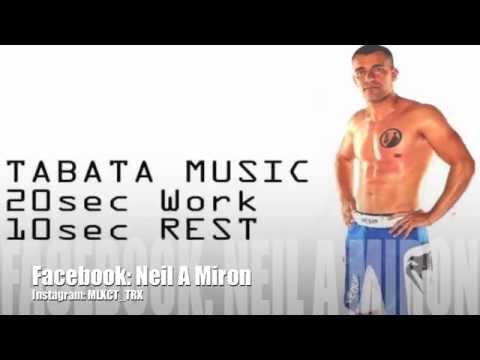 Tabata Workout Song Volume 5 Workout Music Together We are one Feat Roman