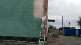 Покраска фасада(2 часа и Ваш фасад как новенький., 2016-08-30T02:33:43.000Z)