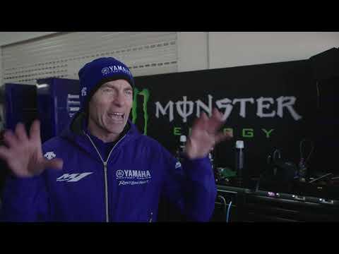 F1 2019 - Hamilton and Rossi swap between Formula 1 and MotoGP