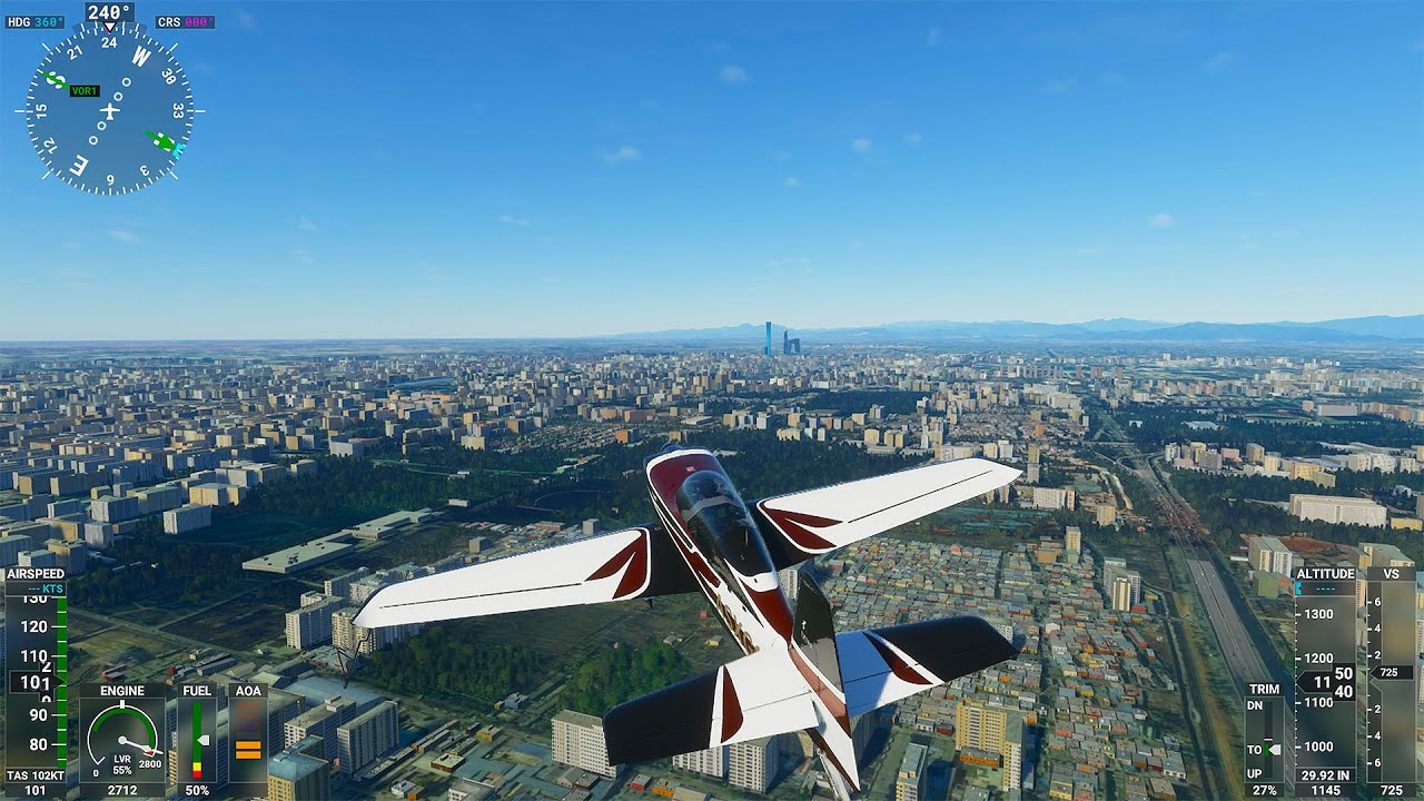 Microsoft Flight Simulator 2020: Sim Update 4 is imminent- first information about the patch