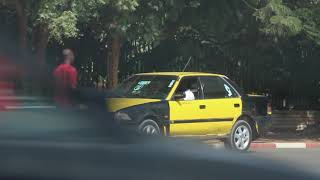 Faire parler anglais à un Taximan ( Camera Cachée Mahfousse )