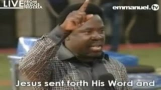 SCOAN 17/08/14: Powerful Mass Prayer With TB Joshua, Emmanuel TV