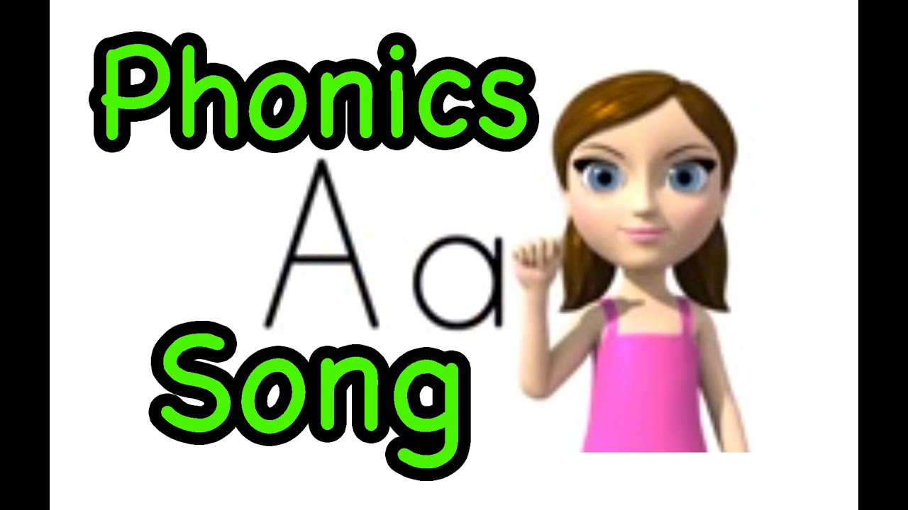 letter a phonics song alphabet letter sounds phonics song and asl alphabet 19225 | maxresdefault