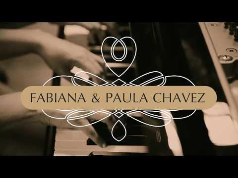 Brahms - Hungarian Dance No. 7 Allegretto / Fabiana & Paula Chavez - Piano four hands