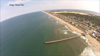 Christine, Grant and Tyler fly the Outer Banks with Coastal Helicopters!