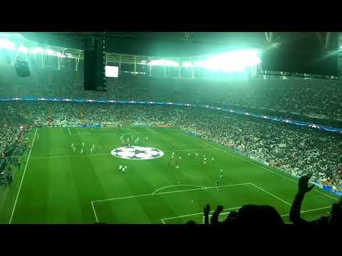 Ateşini yolla bana / Beşiktaş - Leipzig 26.09.2017