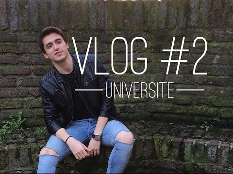 Vlog #2 | Üniversite | Aachen | Cowcaddens