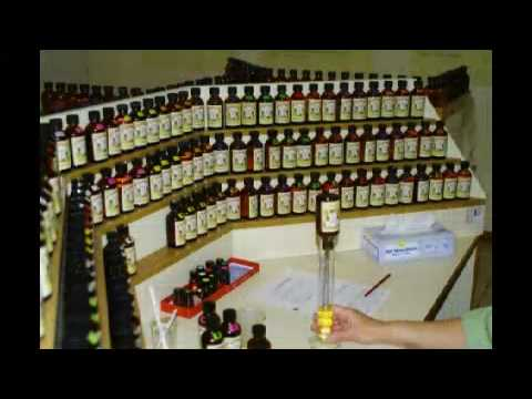 Grasse, France: Making Your own Perfume/Cologne