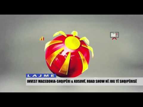 INVEST MACEDONIA-SHQIPËRI & KOSOVË, ROAD SHOW NË JUG TË SHQIPËRISË