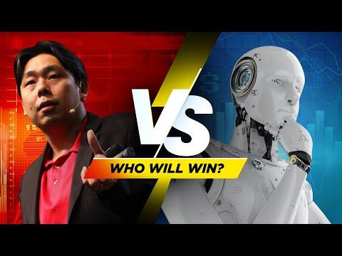 Adam Khoo Versus Trading Robot. Who Wins?
