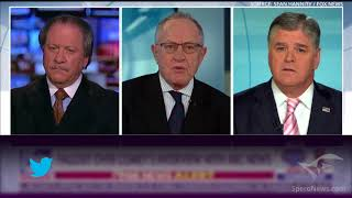 Alan Dershowitz: Sean Hannity should have disclosed minor relationship with Michael Cohen