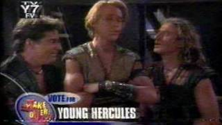 Young Hercules Fox Kids TV Takeover