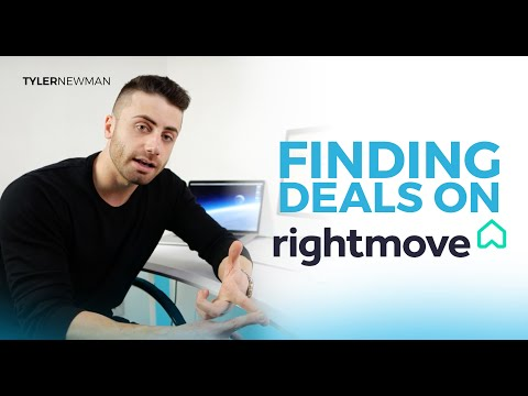 How To Find Discounted Properties On Rightmove (2020)