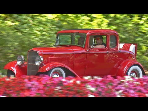 World's Largest Gathering Of '32 Fords   Victoria, British Columbia   Northwest Deuce Days