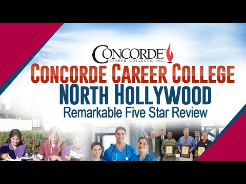 Concorde Career College North Hollywood Reviews - (800) 693-7010