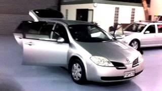 Nissan Primera 2001, 2L