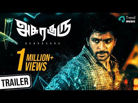 Asuraguru Tamil Movie   Official Trailer   Vikram Prabhu   Mahima Nambiar   Yogi Babu   TrendMusic