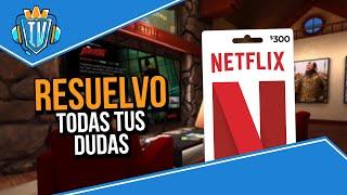 Tarjetas de Netflix: ¿dónde comprarlas y cómo funcionan?