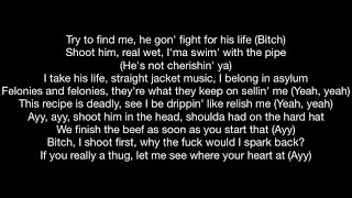 NLE Choppa - Shotta Flow 5 (Official Music Video Lyrics)