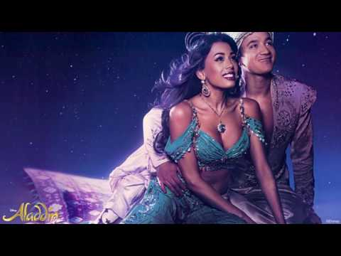 ALADDIN London - Behind the Scenes at the Photography and Filming Shoots