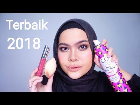 Terbaik 2018 | Makeup, Skincare Jerawat, Tools Favorit