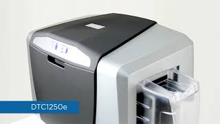 Fargo DTC1250e ID Card Printer