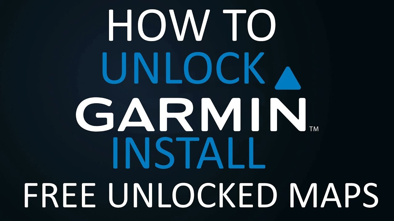 [HD] How to Install Free Unlocked Maps on Garmin Nuvi Devices | Garmin Nuvi  GPS Free Maps