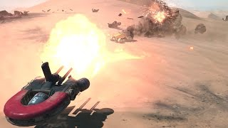Deserts of Kharak PC 60FPS Gameplay | 1080p