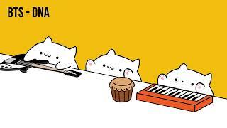 Bongo cat| BTS DNA (K-Pop