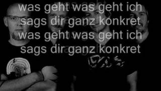 Fanta 4 - Was geht (Lyrics)