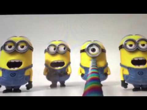 Joyeux Anniversaire Minions Personnalise
