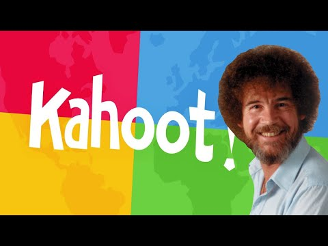 (Gen 36) Sweet Dreams But Kahoot, but Bob Ross is beating the devil out it