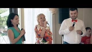 Очень круто спели родители для детей в день свадьбы!!!!ДО СЛЁЗ!!!!!!