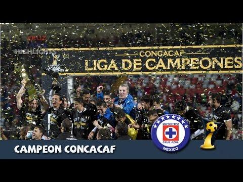 Cruz Azul Campeón de la Concacaf Liga Campeones 2013-14