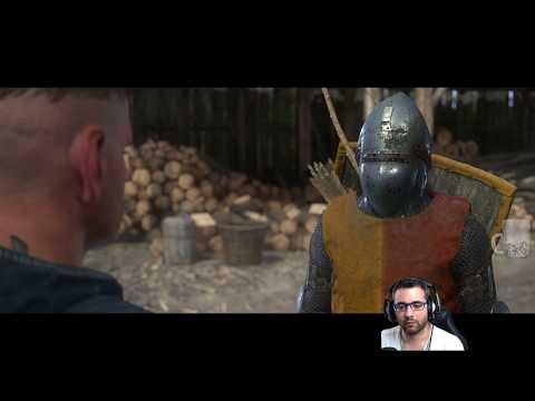 Kingdom Come Deliverance Parte 7 Del Tesoro a la Primera Batalla
