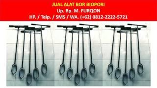 WA (+62) 0812-2222-5721 (T'Sel), Jual Alat Biopori Di Jakarta