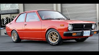 Download 1975 Toyota Corolla KE30 exclusively for sale at Bring A Trailer!