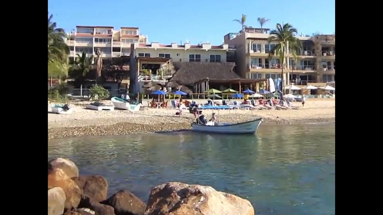 El Anclote Beach Punta Mita In Nayarit Close To Puerto Vallarta Jalisco Mexico Youtube