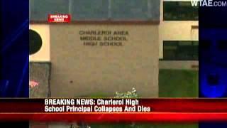 Charleroi Area High School Principal Collapses, Dies