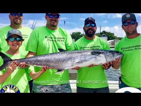 2017 Alabama Deep Sea Fishing Rodeo Epinephrine Fishing Team
