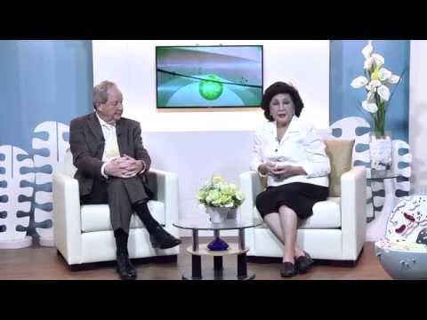 Dr Brillinger บรรยายถึงประวัติและวิธีการรักษาด้วยการแพทย์ชีวโมเลกุล