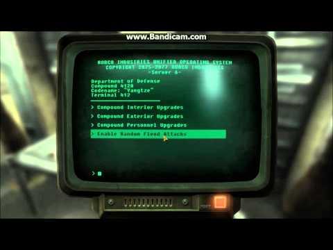 Fallout: New Vegas mods: Yangtze Bunker