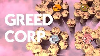 GREED CORP - PC GAMEPLAY